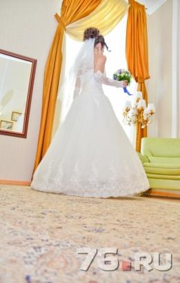 Ярославль свадебные платья бу