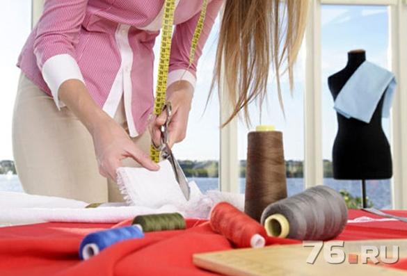 Частные уроки по кройке и шитью
