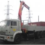 Манипулятор аренда 5-15 тонн в Ярославле, Ярославль