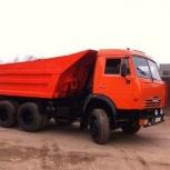 Песок карьерный с доставкой, самосвал 7м3 / 10 тонн, Ярославль