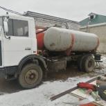 водовоз,техническая вода 9 м3, горячая вода, Ярославль