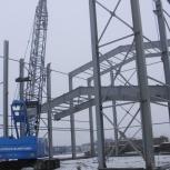 Производство металлоконструкций, Изготовление металлоконструкций, Ярославль