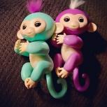 Fingerlings monkey. Интерактивная обезьянка. Супер игрушка!, Ярославль