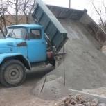 Речной песок с доставкой от 3 до 30 тонн, Ярославль