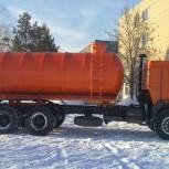 Изготовление и установка ассенизаторских бочек, Ярославль