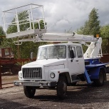 Аренда автовышки ГАЗ 17 м., Ярославль