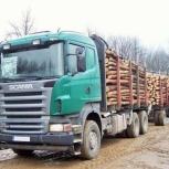 Аренда ДАФ 430, 20 тонн, лесовоза шоссейного, полуприцепа, Ярославль