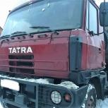 Аренда самосвала-вездехода Татра 15т, Ярославль