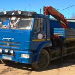 Манипулятор Ярославль 5-15 тонн в аренду, Ярославль