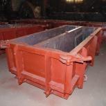 Форма стальная для производства ЖБИ ФБС 24.4.6(на 2 блока), Ярославль