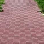 Тротуарная плитка 300х300х30 мм, Ярославль
