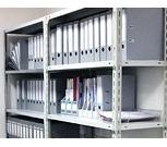 Архивные стеллажи стационарные, полочный архивный стеллаж, Ярославль