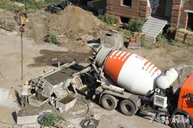 бетон цены ярославль