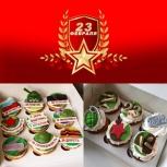 Вкусные тортики и капкейки на заказ, Ярославль