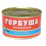 Рыбные консервы натуральные (горбуша), Ярославль