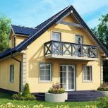 Современный дом для Молодой семьи, Ярославль