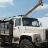 Аренда ямобура ГАЗ 3308, Ярославль