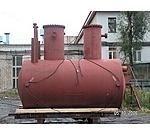 Емкость подземная ЕП-12 м3, Ярославль