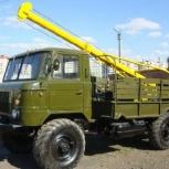 Аренда ямобура ГАЗ 66, Ярославль