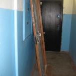 Железная входная дверь б/у, Ярославль
