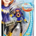 Бэтгёрл DC Super Hero Girls (Batgirl) экшен фигурка, Ярославль