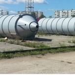 Склад цемента, силос 24 т, диаметр 2 м, Ярославль