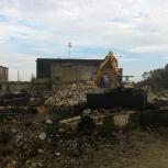 Лом, бой кирпича, бетона, битый кирпич, бетон, Ярославль