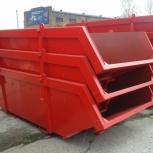 Бункеры-накопители (съемные контейнеры под цепной захват), Ярославль