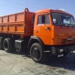 Аренда Камаз 55102-самосвал, 10 тонн, сельхозник, Ярославль