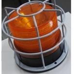 Маячок оранжевый для промышленного оборудования. Питание 220в, Ярославль
