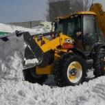 Механизированная уборка и вывоз снега, Ярославль