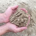 Доставка песка речного и карьерного 5-30 тонн, Ярославль