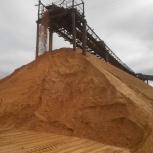 Песок сеяный с доставкой, Ярославль