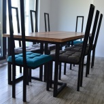 Мебель и предметы интерьера в стиле Loft(лофт) из метал, Ярославль
