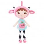 Мягкая кукла Smile розовая (50 см), Ярославль