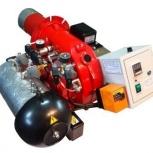 """Горелка AL-25V для котла на солярке, """"отработке"""", печном топливе, Ярославль"""