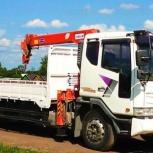 Услуги манипулятора 8-15 тонн, Ярославль