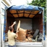 Вывоз мусора после ремонта Утилизация Газель, Ярославль