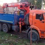 Услуги манипулятора вездеход 12 тн стрела 5 тн, Ярославль